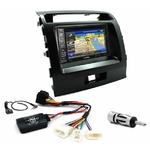 Pack autoradio GPS Toyota Land Cruiser 200 de 2008 à 2013 - iLX-F903D, INE-W990HDMI, INE-W710D ou INE-W987D au choix