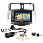 Pack autoradio GPS Toyota Land Cruiser 150 depuis 2009 - iLX-F903D, INE-W990HDMI, INE-W710D ou INE-W987D au choix