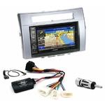 Pack autoradio GPS Toyota Corolla Verso de 2004 à 2009 - iLX-702D, iLX-F903D, INE-W990HDMI ou INE-W710D au choix