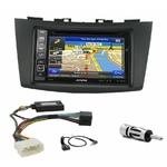 Pack autoradio GPS Suzuki Swift depuis 09/2010 - iLX-702D, iLX-F903D, INE-W611D ou INE-W720D au choix