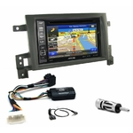 Pack autoradio GPS Suzuki Grand Vitara depuis 09/2005 - iLX-702D, iLX-F903D, INE-W990HDMI ou INE-W710D au choix
