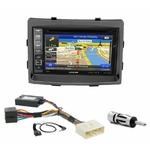 Pack autoradio GPS Ssangyong Rodius depuis 2013 - iLX-F903D, INE-W990HDMI, INE-W710D ou INE-W987D au choix