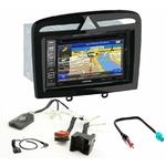 Pack autoradio GPS Peugeot 308 de 09/2007 à 2013 et 308 CC depuis 03/2009 & Peugeot RCZ - INE-W990HDMI, INE-W710D, INE-W987D ou ILX-702D au choix