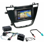Pack autoradio GPS Opel Insignia de 11/2008 à 2013 - iLX-702D, iLX-F903D, INE-W611D ou INE-W710D au choix