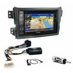 Pack autoradio GPS Opel Agila & Suzuki Splash depuis 2008 - iLX-702D, iLX-F903D, INE-W611D ou INE-W720D au choix