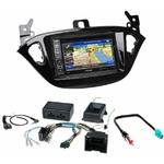 Pack autoradio GPS Opel Adam depuis 2013 et Corsa depuis 2014 - iLX-702D, iLX-F903D, INE-W990HDMI ou INE-W710D au choix