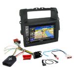 Pack autoradio GPS Nissan Primastar, Opel Vivaro & Renault Trafic de 2011 à 2014 -  iLX-702D, INE-F904D, INE-W611D ou INE-W720D au choix
