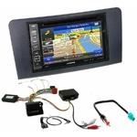 Pack autoradio GPS Mercedes ML W164 & GL X164 de 2005 à 2011 - iLX-702D, INE-F904D, INE-W611D ou INE-W720D au choix