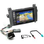 Pack autoradio GPS Mercedes Classe A, Classe B, Viano et Vito - iLX-702D, INE-F904D, INE-W611D ou INE-W720D au choix