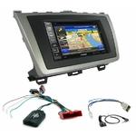 Pack autoradio GPS Mazda 6 de 2008 à 2012 - iLX-702D, INE-F904D, INE-W611D ou INE-W720D au choix
