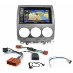 Pack autoradio GPS Mazda 5 de 05/2005 à 03/2008  - iLX-702D, INE-F904D, INE-W611D ou INE-W720D au choix