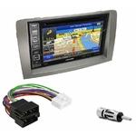 Pack autoradio GPS Lancia Musa de 2004 à 2012 - iLX-F903D, INE-W990HDMI, INE-W710D ou INE-W987D au choix