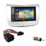 Pack autoradio GPS Lancia Delta depuis 2009 - iLX-F903D, INE-W990HDMI, INE-W710D ou INE-W987D au choix