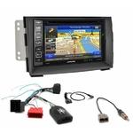 Pack autoradio GPS Kia Venga depuis 2010 - INE-W990HDMI, INE-W710D, INE-W987D ou ILX-702D au choix