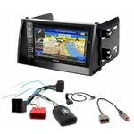 Pack autoradio GPS Kia Soul de 11/2008 à 2010 - iLX-702D, iLX-F903D, INE-W990HDMI ou INE-W710D au choix