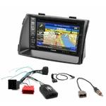 Pack autoradio GPS Kia Sorento de 2009 à 2012 - iLX-702D, iLX-F903D, INE-W990HDMI ou INE-W710D au choix