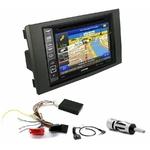Pack autoradio GPS Iveco Daily de 2006 à 2013 - INE-W611D, INE-W710D, INE-W987D ou ILX-702D au choix