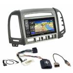 Pack autoradio GPS Hyundai Santa Fe de 2007 à 2012 - iLX-F903D, INE-W990HDMI, INE-W710D ou INE-W987D au choix
