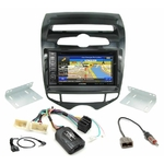 Pack autoradio GPS Hyundai IX20 depuis 2010 - iLX-702D, iLX-F903D, INE-W990HDMI ou INE-W710D au choix