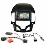 Pack autoradio GPS Hyundai i30 de 07/2007 à 02/2012 - iLX-702D, iLX-F903D, INE-W990HDMI ou INE-W710D au choix