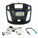 Pack autoradio GPS Ford Focus de 2011 à 2015 - iLX-F903D, INE-W990HDMI, INE-W710D ou INE-W987D au choix