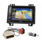 Pack autoradio GPS Ford Fiesta & Fusion avant 09/2005 - iLX-702D, iLX-F903D, INE-W990HDMI ou INE-W710D au choix