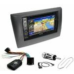 Pack autoradio GPS Fiat Stilo de 10/2001 à 05/2008 - iLX-702D, iLX-F903D, INE-W990HDMI ou INE-W710D au choix