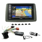 Pack autoradio GPS Fiat Panda de 2003 à 2011 - iLX-702D, iLX-F903D, INE-W990HDMI ou INE-W710D au choix