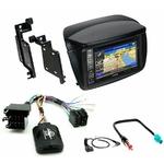 Pack autoradio GPS Fiat Doblo & Opel Combo - iLX-F903D, INE-W990HDMI, INE-W710D ou INE-W987D au choix
