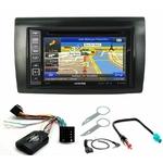 Pack autoradio GPS Fiat Bravo de 2007 à 2014 - iLX-702D, iLX-F903D, INE-W990HDMI ou INE-W710D au choix