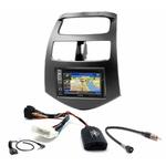 Pack autoradio GPS Chevrolet Spark de 2009 à 2015  - iLX-702D, INE-F904D, INE-W611D ou INE-W720D au choix