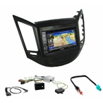 Pack autoradio GPS Chevrolet Orlando depuis 2010 - INE-W990HDMI, INE-W710D, INE-W987D ou ILX-702D au choix