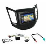 Pack autoradio GPS Chevrolet Orlando depuis 2010 - iLX-702D, iLX-F903D, INE-W990HDMI ou INE-W710D au choix