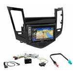 Pack autoradio GPS Chevrolet Cruze de 2009 à 2013 - iLX-702D, INE-F904D, INE-W611D ou INE-W720D au choix