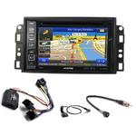 Pack autoradio GPS Chevrolet Epica, Aveo & Captiva - iLX-702D, INE-F904D, INE-W611D ou INE-W720D au choix