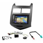 Pack autoradio GPS Chevrolet Aveo depuis 2011 - INE-W990HDMI, INE-W710D, INE-W987D ou ILX-702D au choix