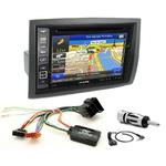 Pack autoradio GPS Citroën Jumper, Relay, Fiat Ducato & Peugeot Boxer - iLX-702D, iLX-F903D, INE-W990HDMI ou INE-W710D au choix