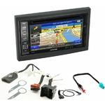 Pack autoradio GPS Citroën C2, C3, Berlingo, Jumpy, Fiat Scudo et Peugeot 207 307 Expert et Partner - iLX-702D, iLX-F903D, INE-W990HDMI ou INE-W710D au choix