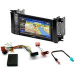 Pack autoradio GPS Jeep Commander Liberty Wrangler et Grand Cherokee depuis 2008 - INE-W990HDMI, INE-W710D, INE-W987D ou ILX-702D au choix