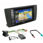 Pack autoradio GPS Skoda Octavia II de 04/2004 à 12/2008 & Yeti depuis 2009 - iLX-702D, iLX-F903D, INE-W990HDMI ou INE-W710D au choix