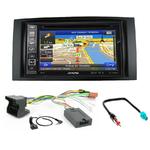 Pack autoradio GPS Volkswagen Multivan, Caravelle, Transporter & Touareg - INE-W990HDMI, INE-W710D, INE-W987D ou ILX-702D au choix
