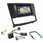 Pack autoradio GPS BMW Série 3 E90 E91 E92 - iLX-702D, iLX-F903D, INE-W611D ou INE-W720D au choix