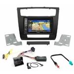 Pack autoradio GPS BMW Série 1 E81 E82 E87 E88 - iLX-702D, iLX-F903D, INE-W611D ou INE-W720D au choix