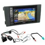 Pack autoradio GPS Audi A6 de 05/2001 à 05/2005 - iLX-702D, iLX-F903D, INE-W990HDMI ou INE-W710D au choix