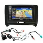 Pack autoradio GPS Audi TT de 2006 à 2012 - iLX-702D, iLX-F903D, INE-W990HDMI ou INE-W710D au choix