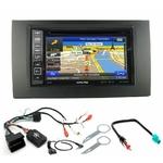 Pack autoradio GPS Audi A4 de 2002 à 2006 & Seat Exeo - iLX-702D, iLX-F903D, INE-W990HDMI ou INE-W710D au choix
