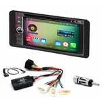 Pack autoradio Android GPS Toyota Hilux de 2007 à 2012 - WIFI Bluetooth écran tactile HD