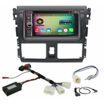 Pack autoradio Android GPS Toyota Yaris depuis 2013 - WIFI Bluetooth écran tactile HD
