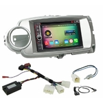 Pack autoradio Android GPS Toyota Yaris de 10/2011 à 07/2014 - WIFI Bluetooth écran tactile HD