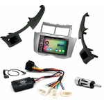 Pack autoradio Android GPS Toyota Yaris de 2007 à 2010 - WIFI Bluetooth écran tactile HD